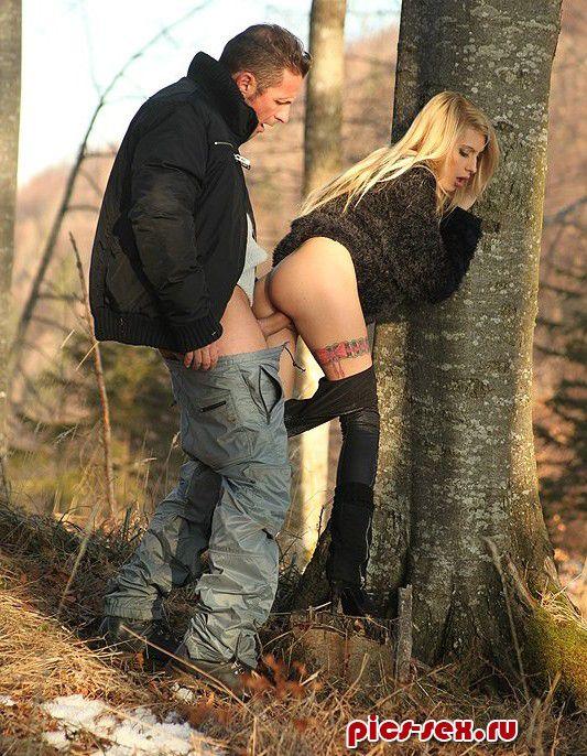 poymal-v-lesu