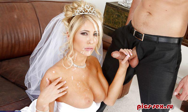 Порно как невесты отрываются на свадьбе групповой позе наездницы фильм