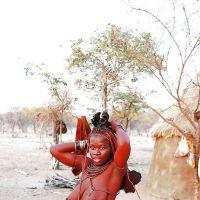 Без одежды деушка африканская папуаска смотреть